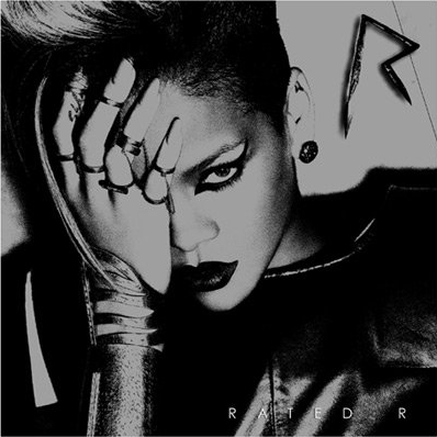 rihanna album. Rihanna- Rated R [Album Cover]