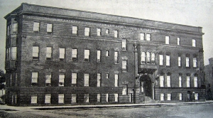 Provident Hospital, back in the day.